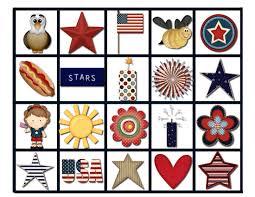 thanksgiving bingo free printable cards july 4th bingo game pink polka dot creations