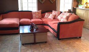 Slipcovers Los Angeles Sectional Sofa U Love Custom Made In Usa Furniture Leather