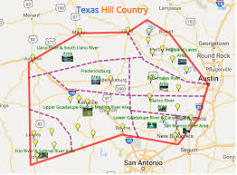 great hill country places to stay play eat more hill