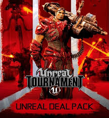 unreal tournament unreal deal pack pc digital download