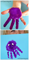 handprint octopus craft for kids octopus crafts fun art