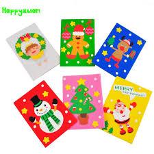 aliexpress com buy happyxuan 5pcs lot cute diy christmas