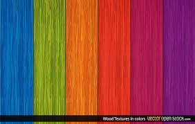 colorful wooden texture background vector free vector