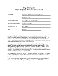 grant cover letter grant cover letter sle newest captures sheet template