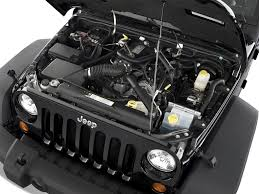 image 2010 jeep wrangler unlimited 4wd 4 door rubicon engine