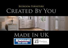 rownhams bed centre brands