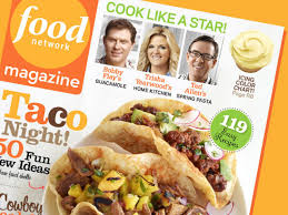 food network magazine may 2012 recipe index recipes and cooking