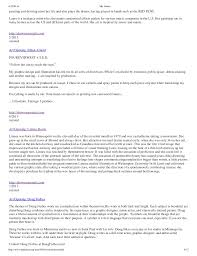 Example Artist Resume by Mn Artists Resume 16
