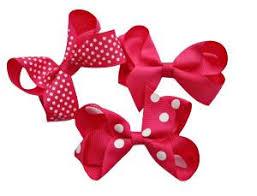girl hair accessories boutique hair bows accessories small girl hair bow bobble