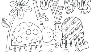 preschool coloring pages bugs coloring pages of ladybugs lady bug coloring page ladybug coloring
