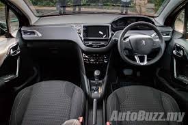 opel corsa interior 2016 2017 peugeot 208 facelift launched in malaysia 1 2l turbo 1 190