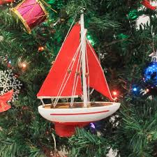handcrafted nautical decor 9 wooden sailboat model with sails