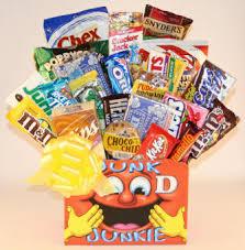 Junk Food Gift Baskets Cde Blog