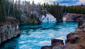 Teh Yakon the yukon river worldatlas