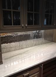 Mirror Backsplash Kitchen Waterworks Custom Mirror Backsplash Greenstone Development