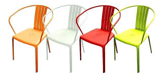 chaise jardin aluminium chaise de jardin metal chaise de jardin metal fauteuil jardin metal