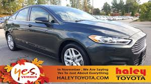 2015 ford fusion photos pre owned 2015 ford fusion se sedan in roanoke h60343a