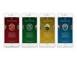 harry potter on oyster get custom themes for the books time