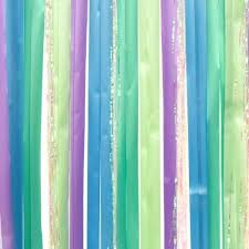 mermaid ribbon mermaid ribbon iridescent party backdrop candle cake party shop