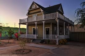 queen anne style home victorian architecture in historic phoenix districts phoenix