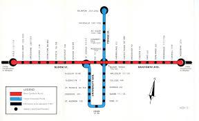 Ttc Subway Map There U0027s A New Subway On The Way 5 U2013 Steve Munro