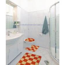 Bathroom Contour Rug Louise Ribbed 3 Bathroom Rug Set Bath Rug Contour Rug Lid
