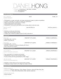 template for resume resume layout word doc 736951 free online