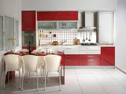 Kitchen Urban - high gloss kitchens urban 2 tone kitchen hi gloss red
