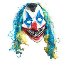 online get cheap scary halloween clown masks aliexpress com