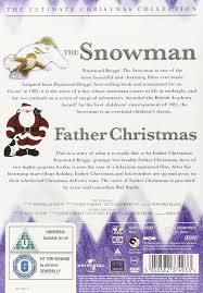 the snowman father christmas dvd 2005 amazon co uk dianne
