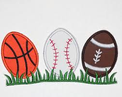sports easter eggs sports easter eggs etsy