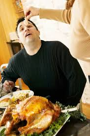 awkward stock photos of white celebrating thanksgiving