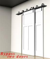 Bypass Doors Closet 36 Stunning Design Closet Barn Doors Door And Interior
