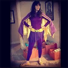 see celebs dressed like superheroes