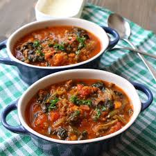 Italian Soup by Italian Sausage Spinach Soup Frugal Nutrition