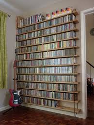 Dvd Holder Woodworking Plans by Dvd Shelves Media Storage Cd Racks Dvd Shelves Bookshelves And