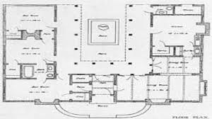 Spanish Floor Plans U Shaped House Plans With Courtyard 9092c462f69261701a2f330e71e