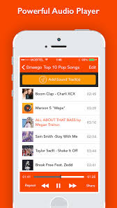 download mp3 soundcloud ios smeego pro free mp3 music download manager for soundcloud app