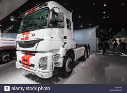 mitsubishi fuso mitsubishi fuso tv truck at the commercial vehicles fair iaa 2016