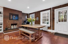 wood interior homes one of manhattan s last wood frame homes is up for rent asking 13