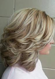 hi and low lights on layered hair high and low lights medium with layers and curls possible