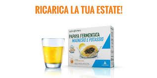 le proprietã magnesio supremo ricarica la tua estate con papaya fermentata magnesio e potassio