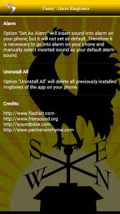 ringtones for android alarm ringtones for android