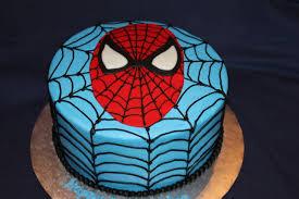 How To Decorate Spiderman Cake Spiderman Fondant Cake Decorating