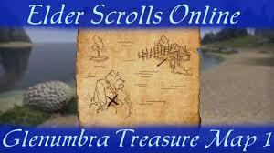 Stormhaven Ce Treasure Map Glenumbra Treasure Map 1 Elder Scrolls Online Eso Youtube