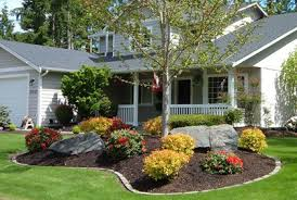 simple landscaping ideas front of house fabulous front yards