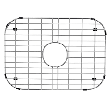 VIGO  In X  In Kitchen Sink Bottom GridVGG The Home Depot - Kitchen sink grid