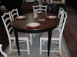 laminate table top refinishing how to paint a kitchen table black how to refinish laminate table