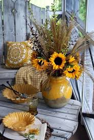 sunflowers decorations home 43 best home decor sunflower images on pinterest pillowcases