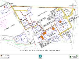 map to cus map ncbs